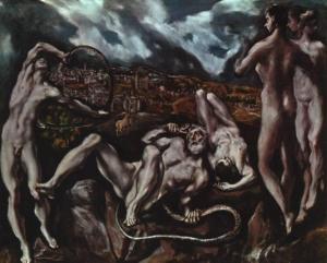 El-Greco-Dominikos-Theotokopoulos-Laocoon