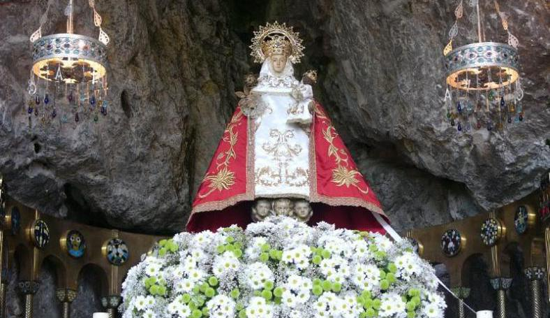 La Virgen Republicana Miguel Barrero